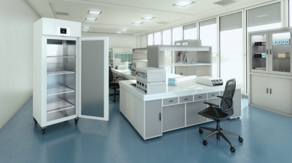 Laborkühlgerät