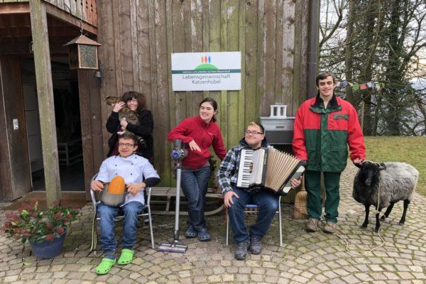 HauserTschan Kälte Klima AG engagiert sich für die Lebensgemeinschaft Katzenhübel