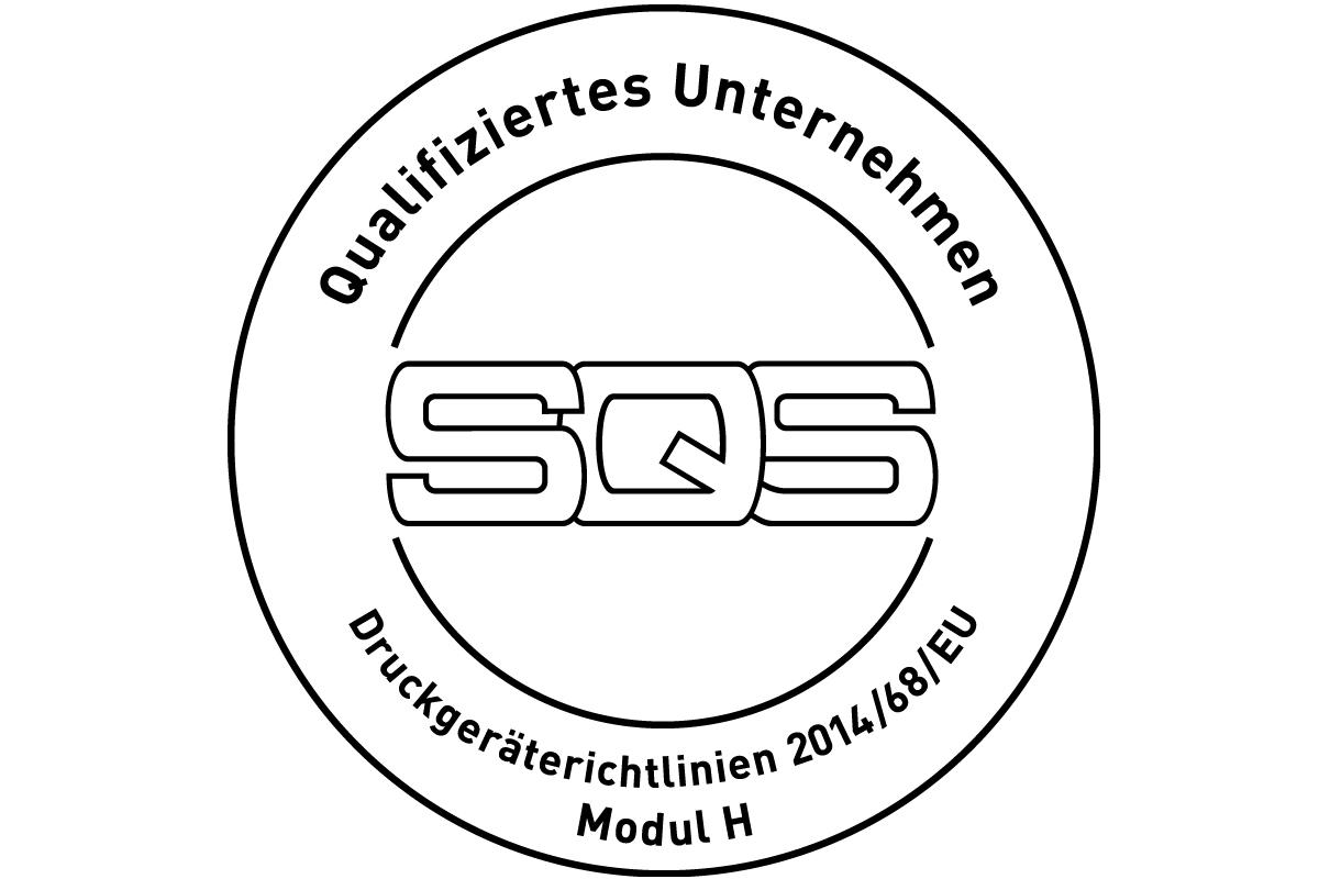 SQS Druckgeräteverordnung