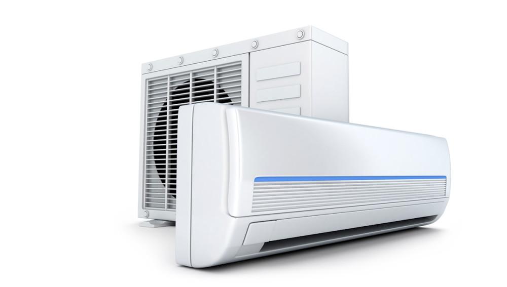 Foto: Klimaanlage (Gerät innen und aussen)